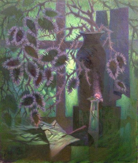 """""""Spring Dawn"""" 1996 - Danchenko Boris Borisovich"""