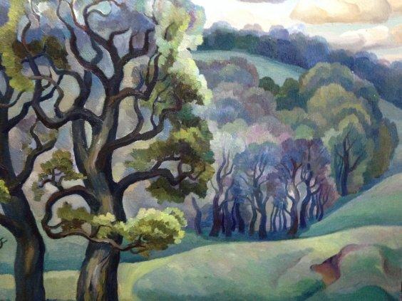 """Young Oaks""-Rudametkin Viktor Petrovich"