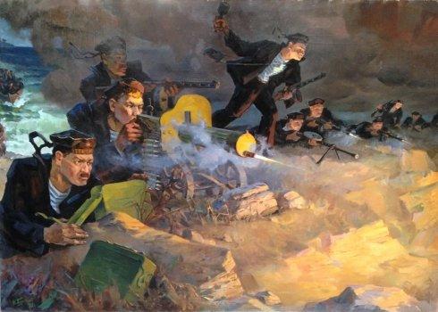 """""""Chernomorets"""" 1970 - Gursky Ivan Frantsevich"""