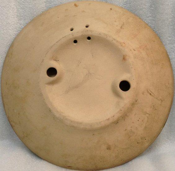 ЛКСФ Декоративная тарелка «Круговой орнамент»-ЛКСФ Декоративная тарелка «Круговой орнамент»
