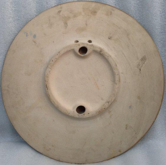 ЛКСФ Декоративная тарелка «Круговой цветочный узор»-ЛКСФ Декоративная тарелка «Круговой цветочный узор»