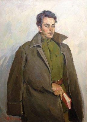 «Фурманов Дмитрий Андреевич» 1966 - Козик Виктор Георгиевич