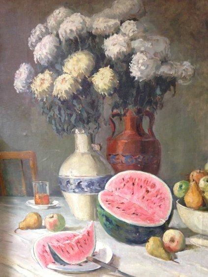 """Flowers and Fruits""-Koshevoy Stepan Lvovich"