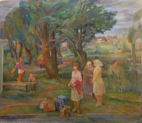 """""""Cherry-Chernigov"""" 1985 - Koshel Nikolay Yakovlevich"""