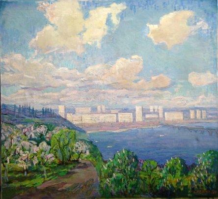 """""""May"""" 1976 - Yatsenko Vladimir Fedoseyevich"""