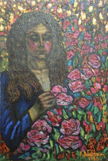 """My Anna"" 1980 - Lytvyn Leonid Grigorievich"