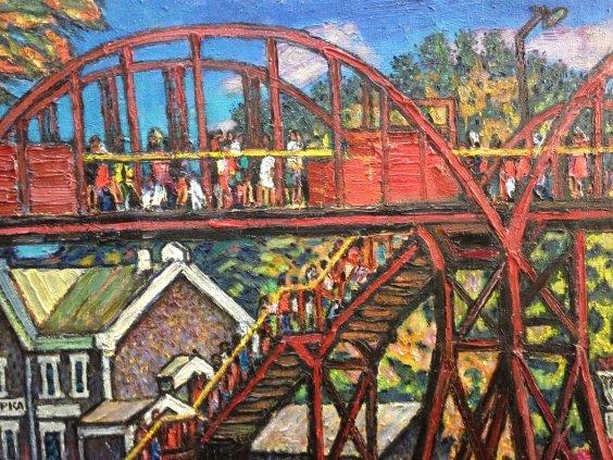 «Красный мост» (серия Боярка)-Литвин Леонид Григорьевич