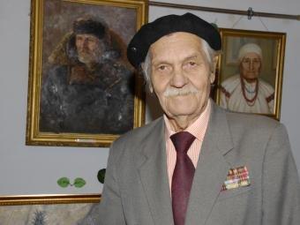 Егоров Борис Кузьмич