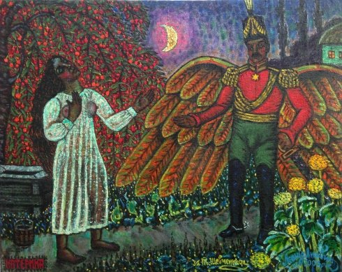 «Катерина» (по тв. Т.Г.Шевченко) 2003 - Литвин Леонид Григорьевич