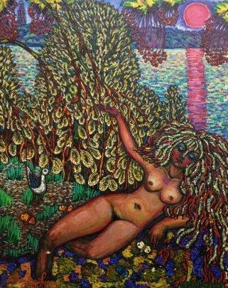 """Awakening"" 1996 - Lytvyn Leonid Grigorievich"