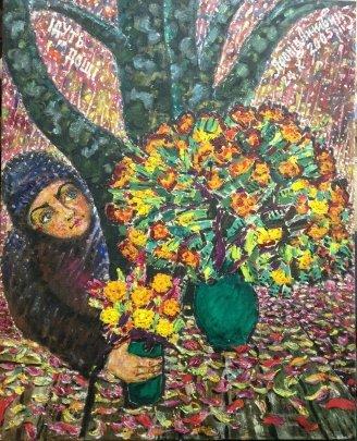 """It's raining"" 2005 - Lytvyn Leonid Grigorievich"