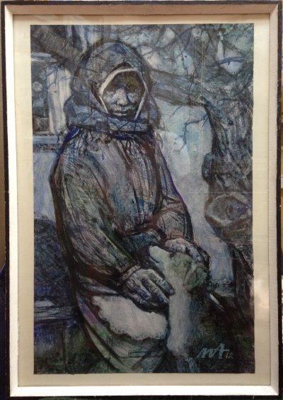 """""""Winter""""-Andriychuk Mikhail Yemelyanovich"""