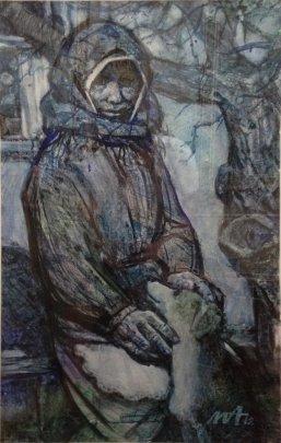 «Зима» 2012 - Андрийчук Михаил Емельянович