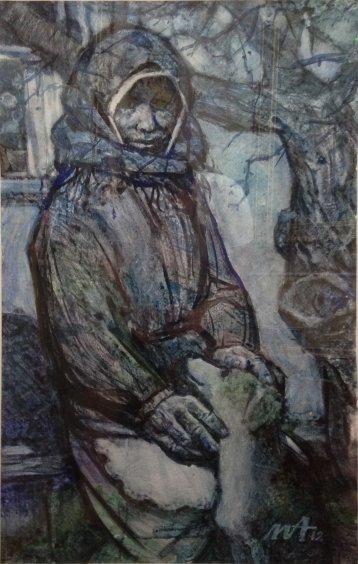 """""""Winter"""" 2012 - Andriychuk Mikhail Yemelyanovich"""
