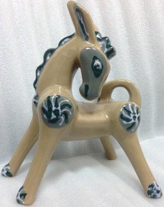 ЛКСФ Декоративная скульптура «Коник» 1960 е - ЛКСФ Декоративная скульптура «Коник»