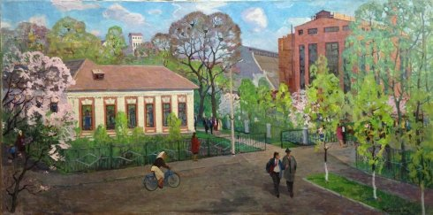 «Весна на Заводе» 1976 - Коростелев Владимир Александрович