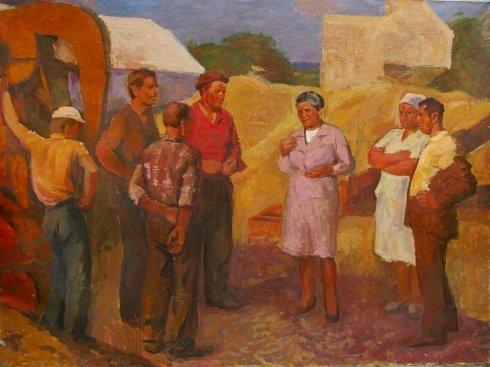 «Котельнянские Хлеборобы» 1970 - Козик Виктор Георгиевич