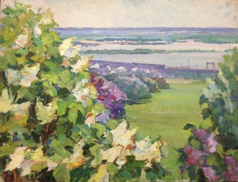 «Цветут Каштаны» 1960 е - Усикова Евдокия Григорьевна