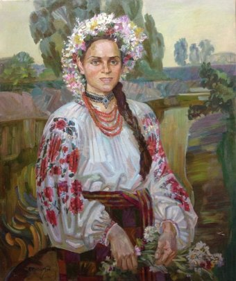 «Заслуженная артистка УССР Раиса Решетнюк» 1988 - Кравчук Федор Федорович