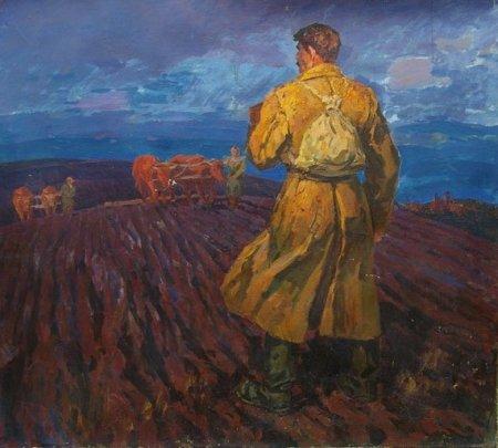 «Возвращение на Родную землю» 1970 е - Слешинский Орест Владимирович
