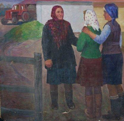 «На ферме» 1974 - «На ферме»