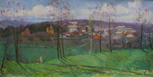 «Весна» 1970 е - Кушнирюк Виталий Васильевич