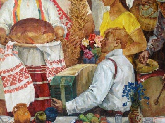 «Праздник Урожая»-Гевелюк Николай Петрович