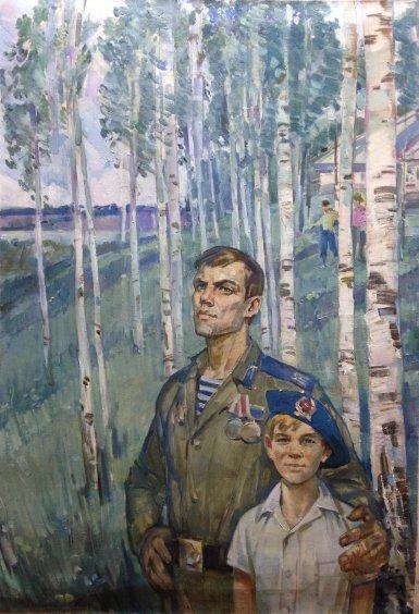 «Старший брат» 1988 - Луценко Анатолий Павлович