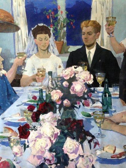 «Сельская Свадьба»-Ломыкин Константин Матвеевич
