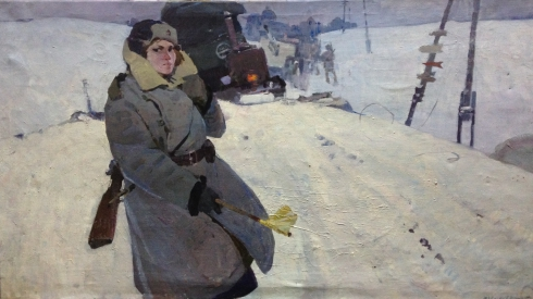 «Дороги войны» 1958 - Хмельницкий Александр Анатольевич