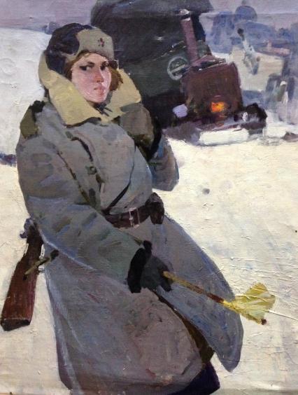 «Дороги войны»-Хмельницкий Александр Анатольевич