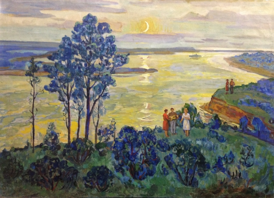 «Песня над Днепром» 1960 е  - Герус Борис Степанович