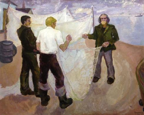 «Одесские рыбаки» 1970 е - «Одесские рыбаки»