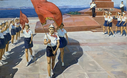 «Смена» 1968 - Павлюк Альберт Семенович