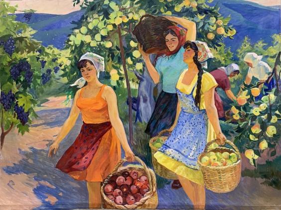 «Уборка урожая» 1970 е - «Уборка урожая»