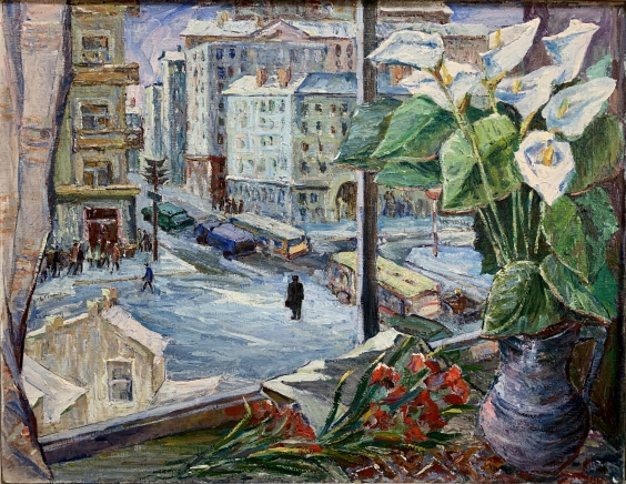 «Праздничный день. На страже правопорядка» 1981 - Шайнога Дмитрий Андреевич