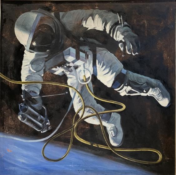 «Открытый космос» 1965 - Непомнящий Леонид Михайлович