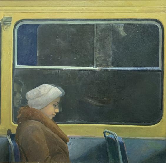 «В троллейбусе» 1982 - Лиханов Николай Геннадьевич