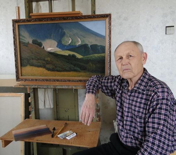 Елизов Павел Родионович