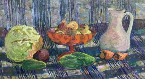 «Овощи и фрукты» 1970 е - Чвала Дмитрий Андреевич