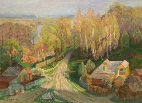 «Радостный Май» 1980 - Юзефович Наталья Владимировна