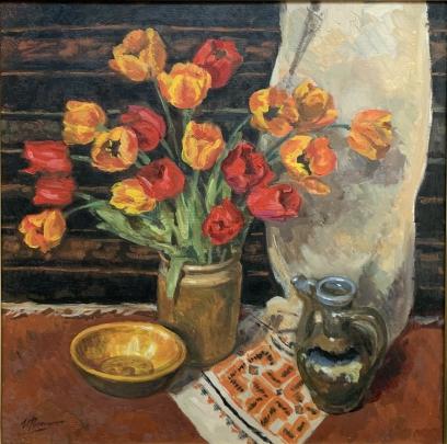 «Тюльпаны» 2015 - Русина Инна Аркадиевна