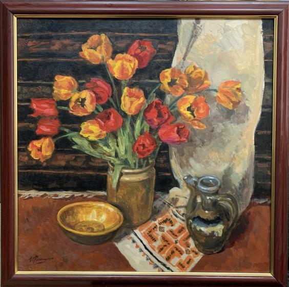 «Тюльпаны»-Русина Инна Аркадиевна