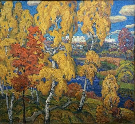 «Черниговская Осень» 1986 - Мордовец Андрей Никитович