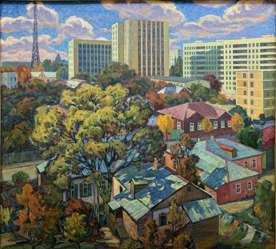 «Черниговская Осень» 1987 - Мордовец Андрей Никитович