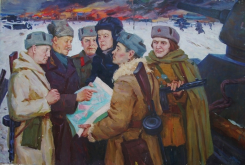 «Освободители Малой Виски» 1970 е  - Перепичай Виктор Владимирович