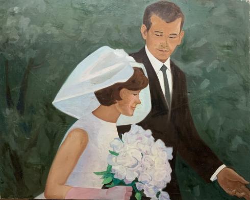 «Счастливые.. Жених и невеста» 1960 е - «Счастливые.. Жених и невеста»
