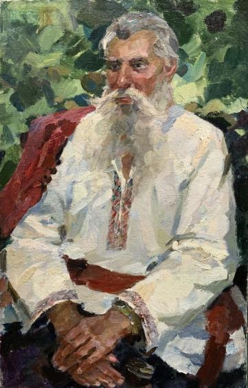 «Старый козак» 1994 - Титаренко Мария Анатольевна