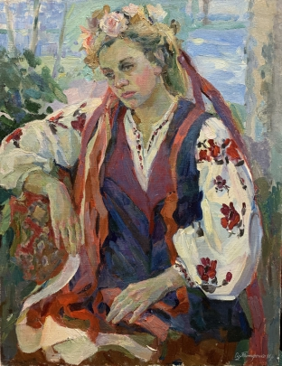 «Мария» 1991 - Титаренко Дарья Анатольевна