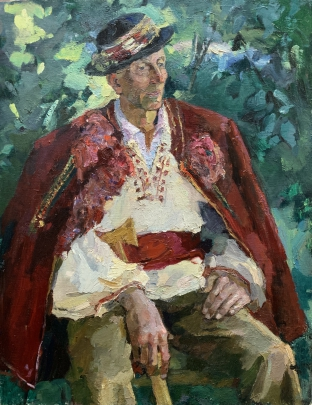 «Гуцул» 1990 - Титаренко Мария Анатольевна